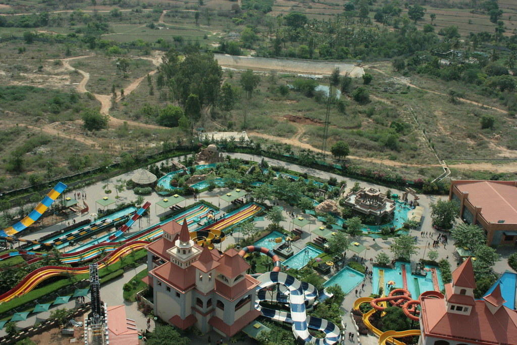 48 Photos Of Wonderla Amusement Park In Kerala India