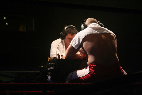 Chess Boxing 6