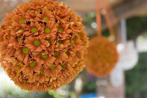 Palla arancio