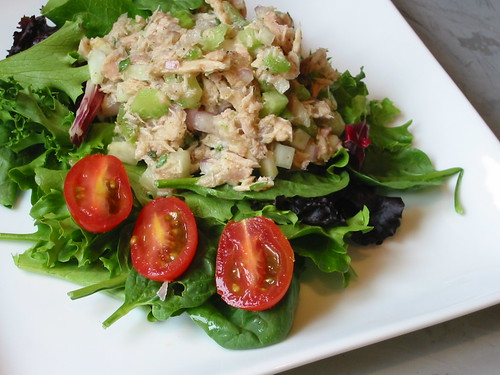 Tuscan Tuna Salad (large)