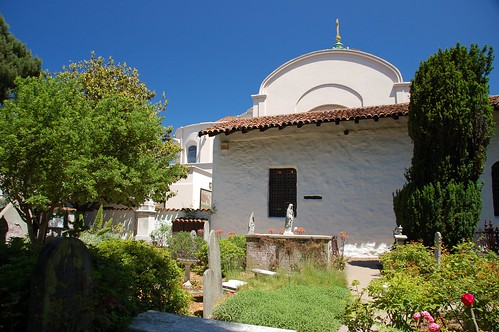 Cemetery of San Francisco Mission