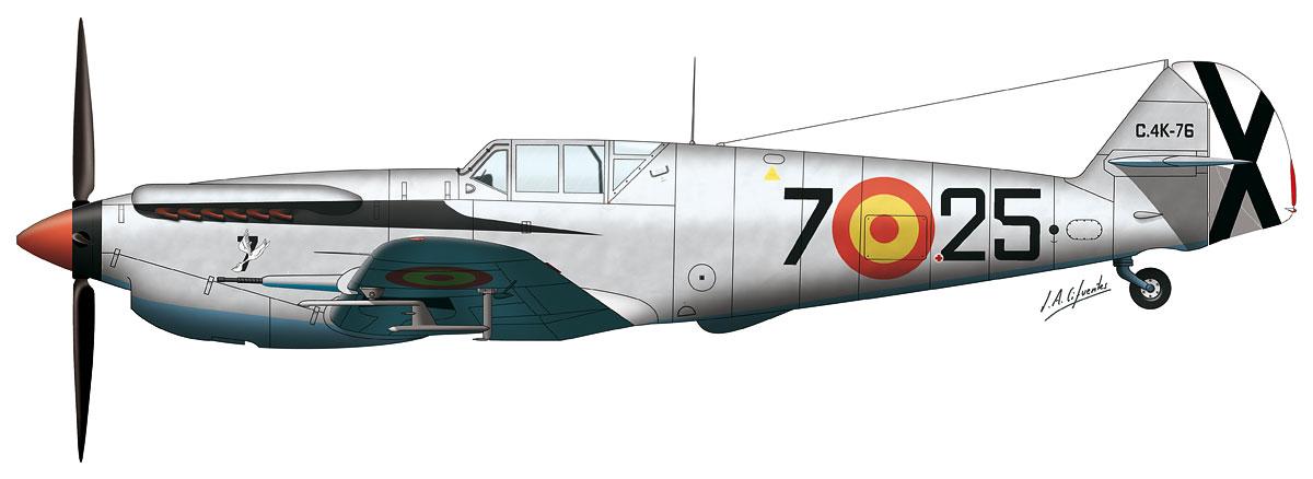 Hispano Aviación Buchón 01