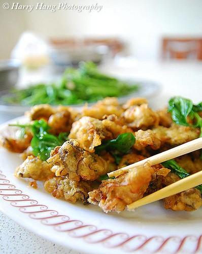 3_3514-Fried Oyster, Taiwanese Food, Taiwan 酥炸鮮蚵-英芳飯店-餐飲料理 - 無料写真検索fotoq