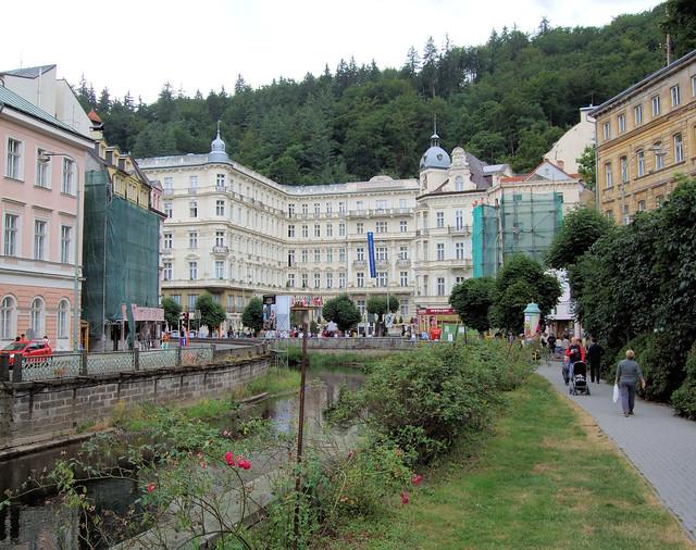 Grand Hotel Pupp Karlovy Vary Carlsbad Czech Republic