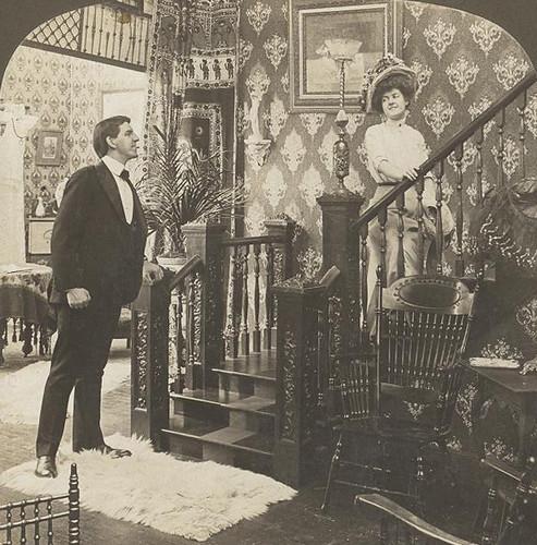 Greetings My Lady 1890s