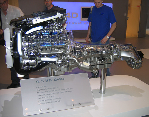 TOYOTA DIESEL ENGINES