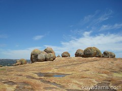 Matobo Hill Top