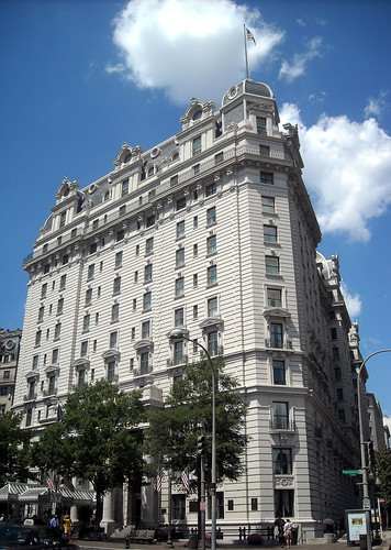 Willard Intercontinental Hotel