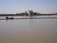 Menara palace, Marrakech