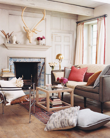 Eclectic living room flickr photo sharing for Eclectic living room ideas