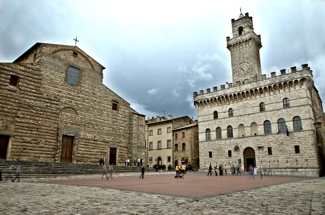 Montepulciano - The main square