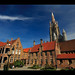 'Church of our Lady' at Brugge, Bruges or Brujas... amazing the way you say it...