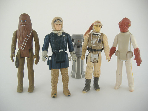 Star Wars Vintage Toys : Addicted to plastic quot vintage star wars figures