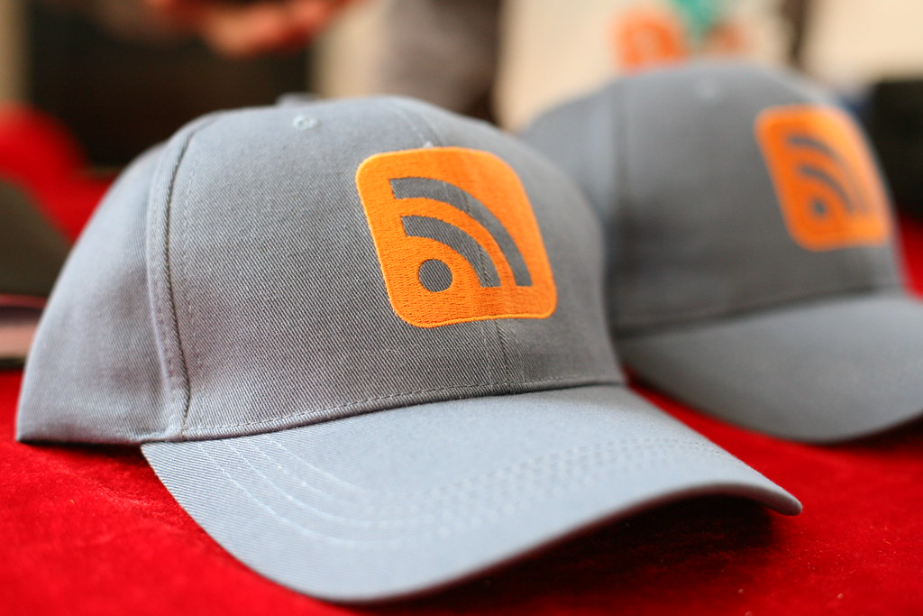 RSS hats in China