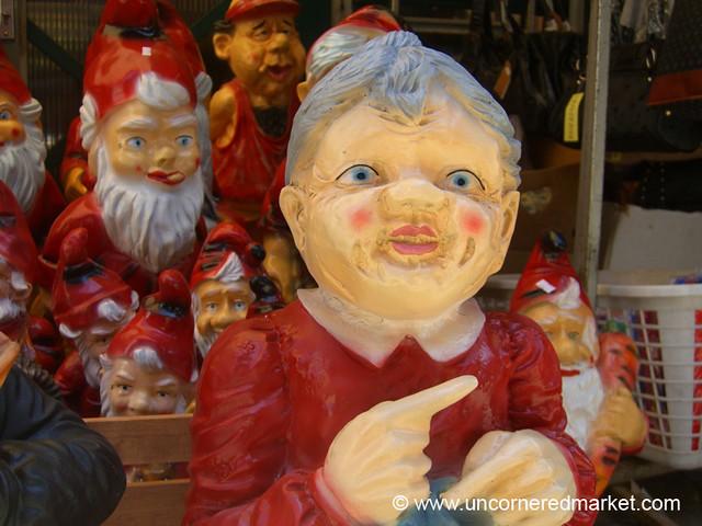 Grandma Gnome - Prague, Czech Republic
