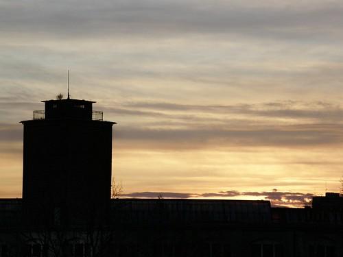 city sunset sky colors sunshine clouds sunrise dawn cityscape dusk poland polska olympus wroclaw wrocław lowersilesia dolnośląskie dolnyśląsk sp550uz