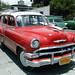 Taxi rojo