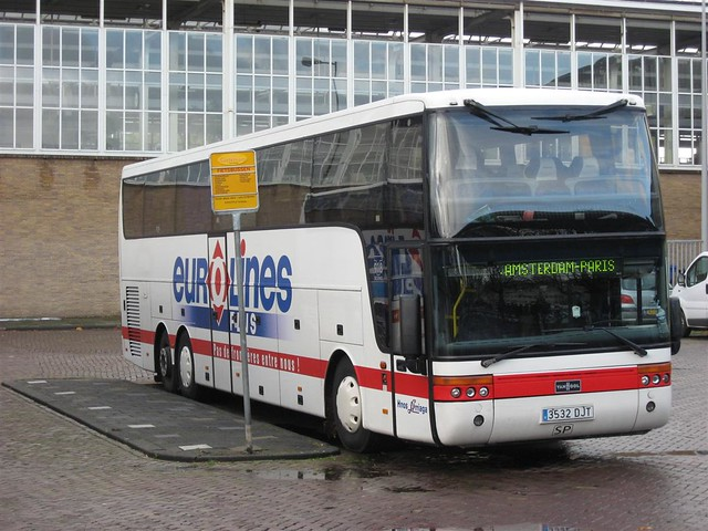 eurolines bus amsterdam amstel ns flickr photo sharing. Black Bedroom Furniture Sets. Home Design Ideas