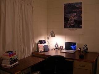 My apartment: desk