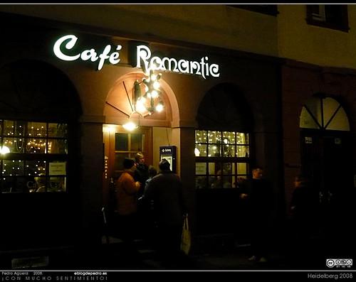 Café Romantic, Heidelberg