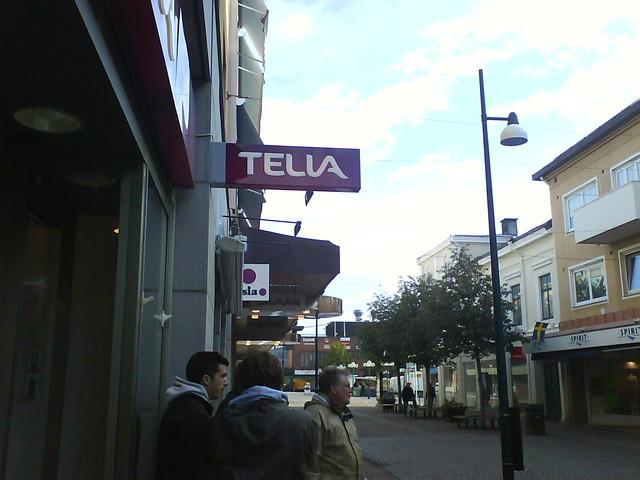 Header of telia