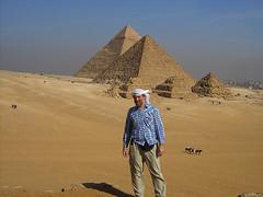 """Rozhovor: spisovatel Luděk Wellner o Egyptu a na téma """"Kdokoliv pil jednou vodu Nilu..."""""""