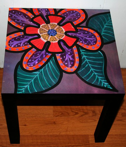 Funky home decor flower pattern 522 for Funky decorations for the home