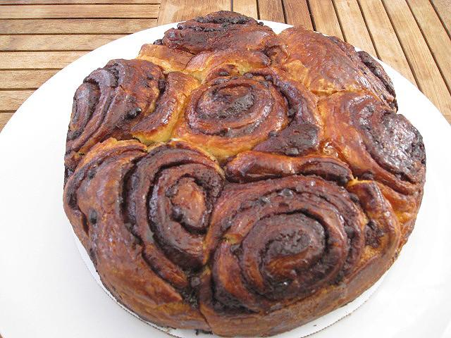 Chocolate Yeast Coffee Cake   Flickr - Photo Sharing!