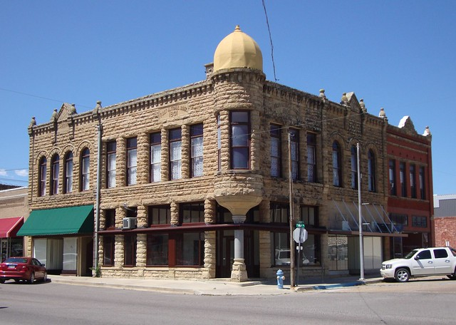 Old First National Bank (Holdenville, Oklahoma)
