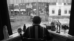white, snapshot, photograph, monochrome photography, film noir, monochrome, black-and-white, street, black,