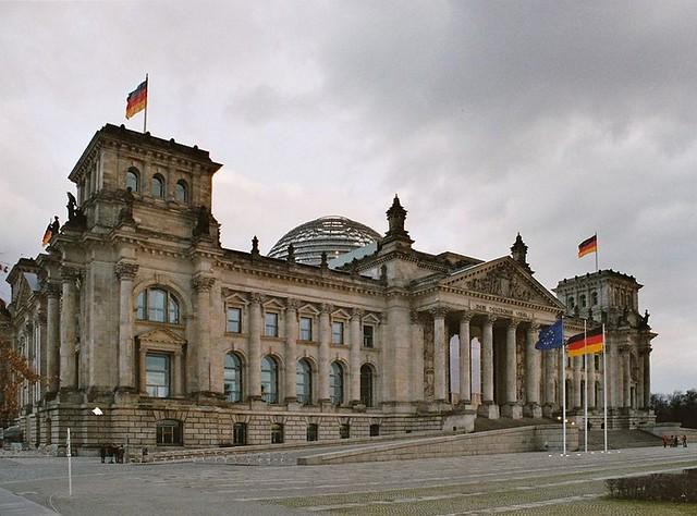 Reichstagsgebäude, Reichstag Building, Berlin