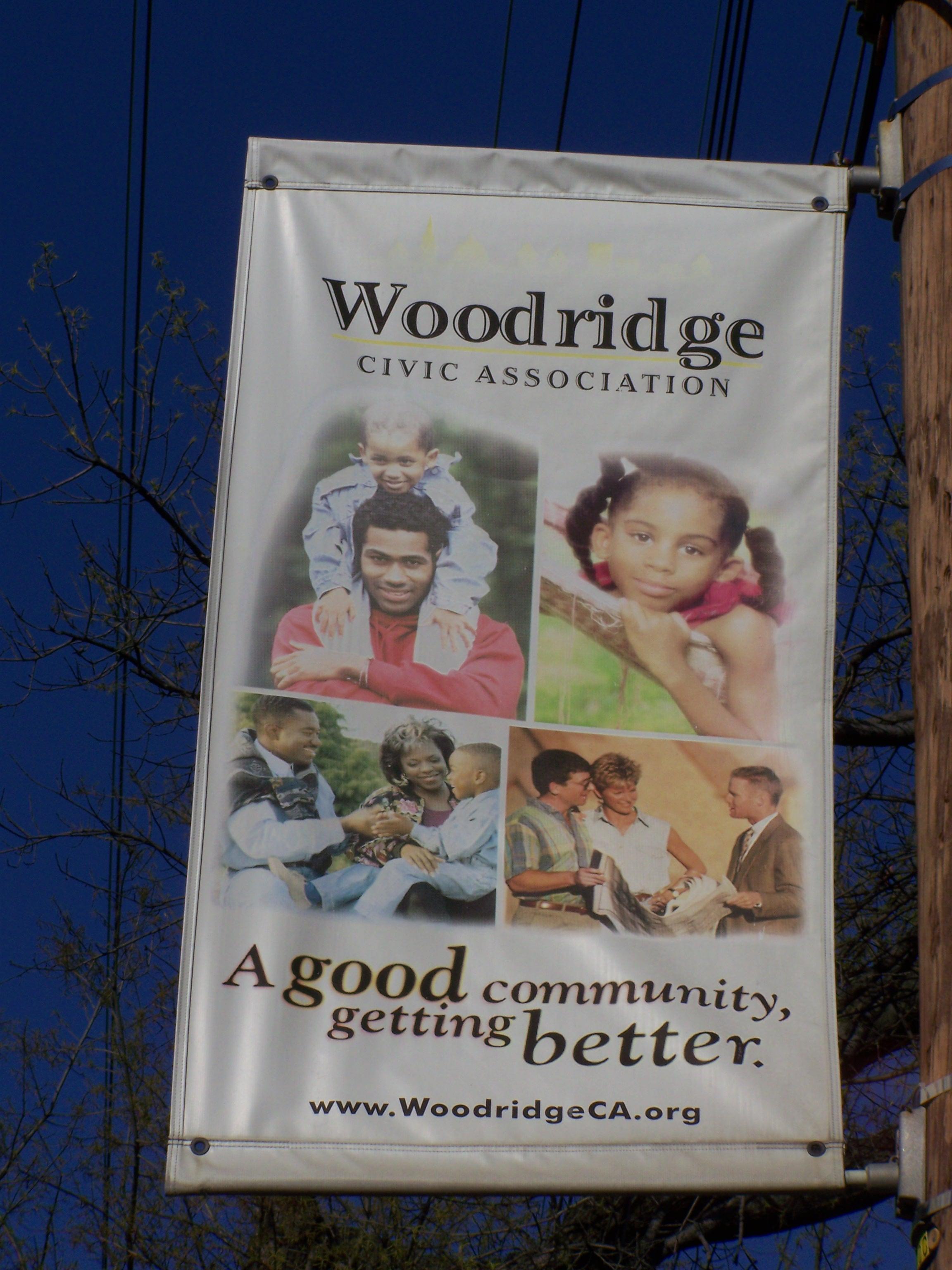 Woodridge banner