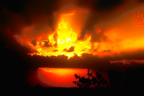 sunset west san texas angelo