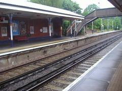 Clandon platform