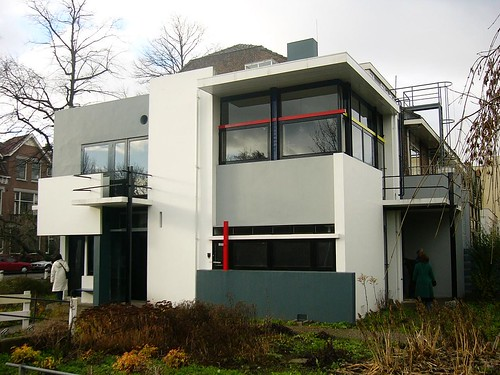 Gerritt Rietveld Schroder House 1923-24