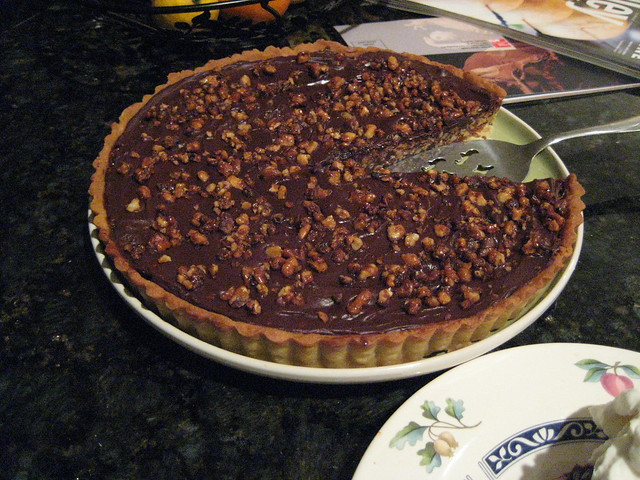 Caramel Chocolate Pecan Pie? | Flickr - Photo Sharing!