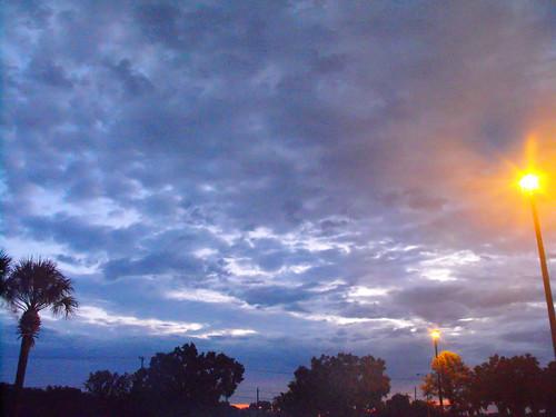 sky clouds sunrise finepix fujifilm s1000fd