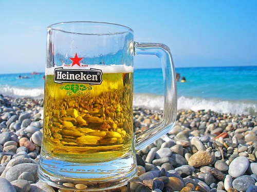 Sea+Beer = Summer