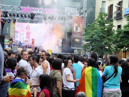 Pregon del orgullo gay 2008 plaz de Chueca