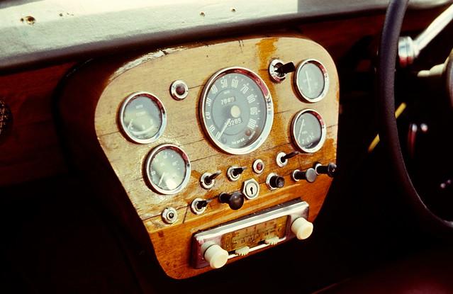 vintage car dashboard flickr photo sharing. Black Bedroom Furniture Sets. Home Design Ideas