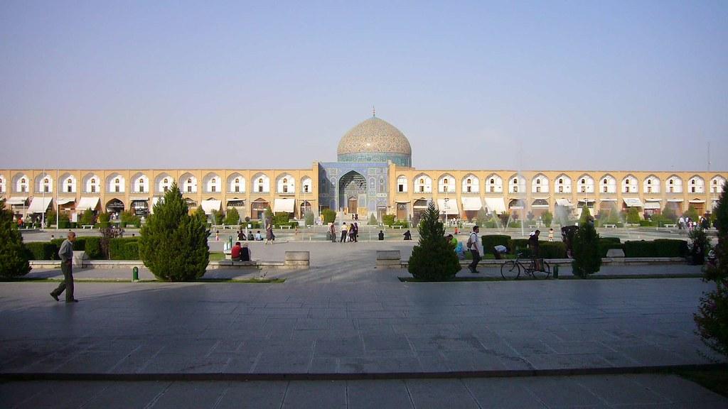Esfahan Imam square