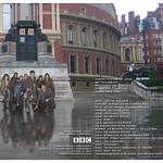 Doctor Who at the Proms CD tray card
