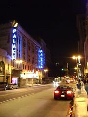 Broadway, Los Angeles, looking west
