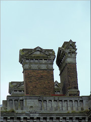 Chimneys - Copped Hall