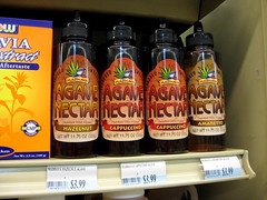 Flavored Agave Nectar