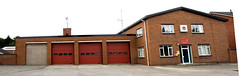 Johnstone Fire Station