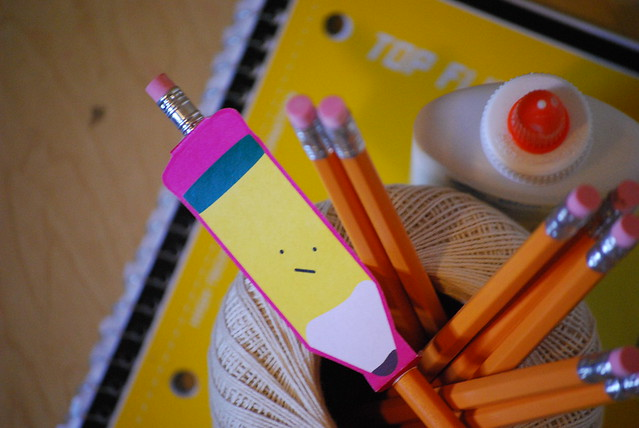 Dull Pencil topper