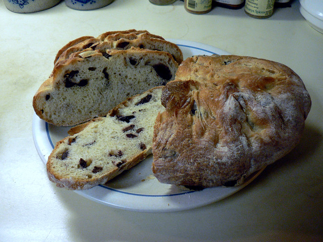 kalamata olive bread the la tour bakehouse blog kalamata olive bread ...