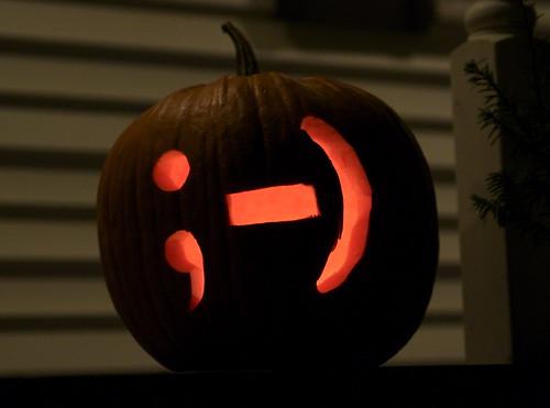 My Geek-o-Lantern.