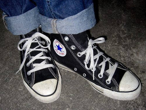 Day 103: I love my Chucks